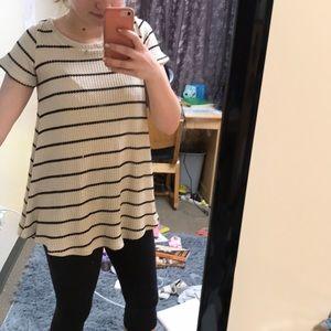 T-shirt tunic top